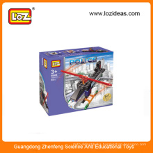 LOZ Plastic helicopter Toys