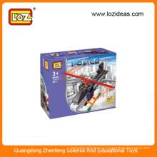 Пластиковые вертолеты LOZ Toys