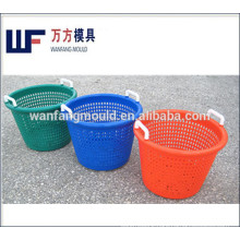 China Taizhou supply OEM fish basket injection mold/cheap fish basket mould manufacturers in China