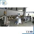 PP PE HDPE Granulado de plástico de doble tornillo Extrusora