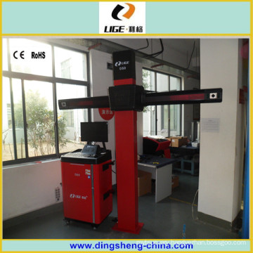 3D Wheel Alignment (Double screen)