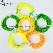 Оптовые продажи морская качество плавающей WF Fly Рыбалка линия