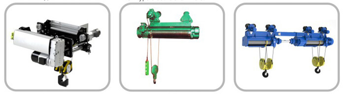 CD1 single speed electric hoist