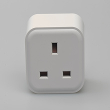Factory supply Wifi smart outlet UK standard
