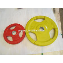 China placas de peso de ferro fundido personalizado