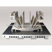 Aluminium Extrusion for Doors and Windows