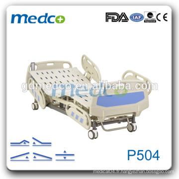Medco P504 hill rom 5-fonction linak soins à domicile meuble électrique lit hôpital