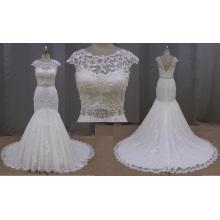 Обручальное вечернее платье для свадьбы