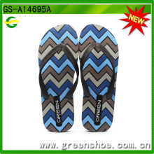 Venda Por Atacado Men Fashion Beach EVA Flip Flop Slippers