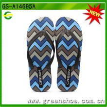 Оптовые мужские модные пляжи EVA Flip Flop Slippers