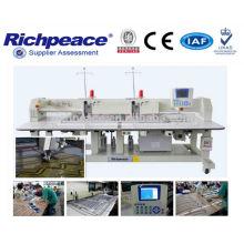 Автоматическая многопоточная швейная машина Richpeace --- 2 головки