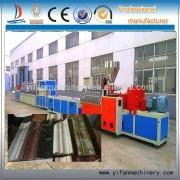 PVC Stone Plastic Composite Profile Making Machine China