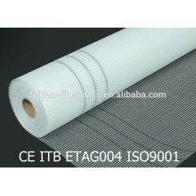 Fabricant professionnel de 4x4mm 160g / m2 Tissu de tissu en mousse de fibre de verre