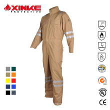 OEM Wholesale Advanced Cotton Nylon Ultima Coverall Workwear