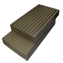 Outdoor WPC Decking with Low Maintenance and Competitive Price