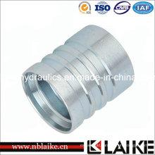 (00402) Hydraulic Hose Ferrule Fittings with High Quality