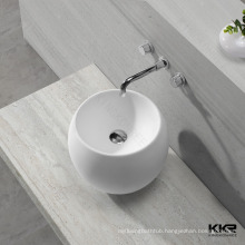 round toilet countertop hand wash basins shenzhen
