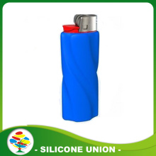 Promotional gift silicone lighter cover /suction cup case