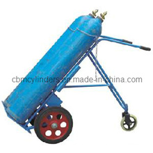 Gas Cylinder Truck (Paint Blue)