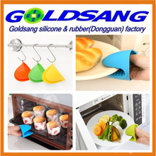 Whole Sales Heat Insulating Silicone Oven Baking Glove