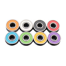 Spin 5 minutes 20 seconds Longest spin skateboard 608 ball bearings