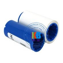 Fita compatível da impressora da fita da resina branca de Zebra 800015-109 P310 P330