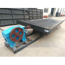 >90% Recovery Rate Gravity Vibrating Table for Mineral Processing