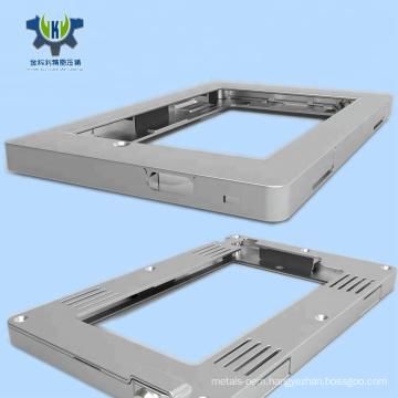 Alloy die-casting valve products aluminium casting