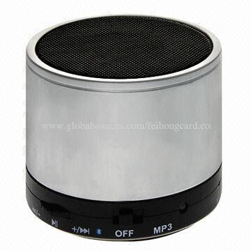 Bluetooth Speakers compatible with USB/Micro SD/FM