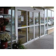 Único e bi-parte automática abridor de porta deslizante
