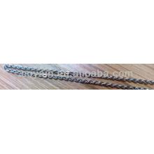 Collar de la cadena del cable de la joyería del acero inoxidable 316