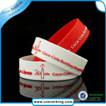 Factory Price Heat-Transfer Glowing Wristbands