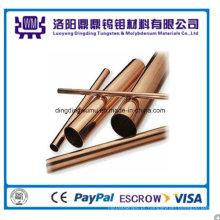 Tubo de liga de cobre de tungstênio China fábrica alimentação à venda