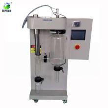 Máquina del secador del espray de la leche de la escala del laboratorio de la exhibición del tacto del Lcd para el gránulo