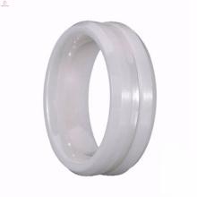 Personnaliser faire des anneaux de fiançailles de bijoux de mode