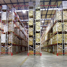 Galvanized Steel Pallet Warehouse Racking