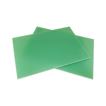 Factory Directly Supply Board Halogenfree Sheets Colored Fr4 Epoxy Glass Laminate For Electric Equipment