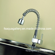 Brass Kitchen Faucet Tap (KF-003)