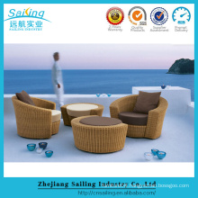 All Weather Rattan Daybed Sofa