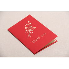 Carving Traditional Gift Card Greeting Card Printing