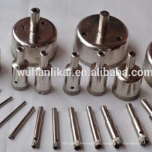 Brocas electrochapadas de la base del diamante de la venta caliente para el MÁRMOL