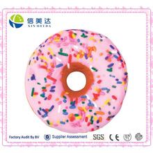 Sweet Treats Donut Food Engraçado & Yummy Pillow