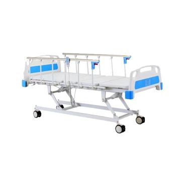 Lit d'hôpital électrique de trois fonctions d'équipement médical