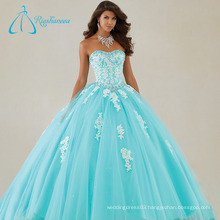 Sequined Beading Crystal Classic Quinceanera Dress