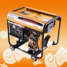WA4000DG / DGE 3kW Máx. gerador de diesel