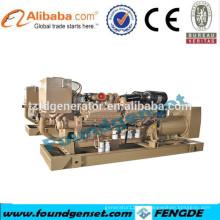 Berühmter Hersteller MWM 500kw Deutz Marine Generator mit ABS, BV, DNV, CCS