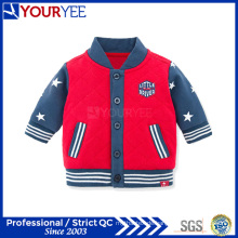 Niedriger Preis-guter Qualitäts-Winter gepolsterter Baby-Jacken-Mantel (YBY117)