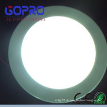 Runde LED-Panelleuchte 10W