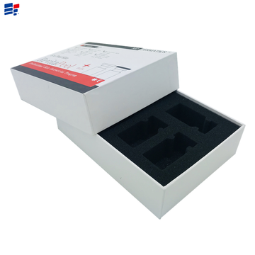 China for China Electronics Set Top Paper Box, Electronics Set Bottom Paper Box, Electronics Two Pieces Paper Box Manufacturer Top and bottom cardboard paper box export to India Importers