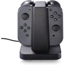 Station d'accueil de chargeur portable 4 en 1 pour Nintendo Switch